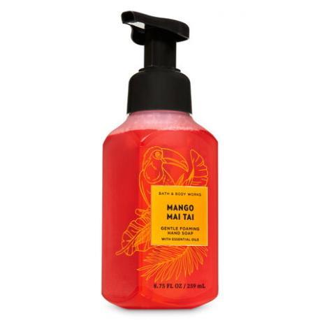 Savon mousse MANGO MAI TAI Bath and Body Works Hand Soap