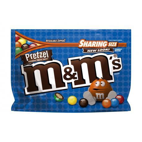 M&M'S PRETZEL