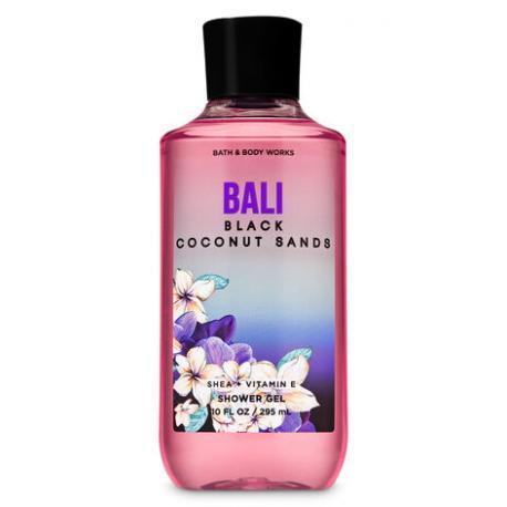 Gel douche BALI BLACK COCONUT SANDS Bath and Body Works