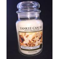 Grande Jarre SPARKLING VANILLA Yankee Candle Exclu US