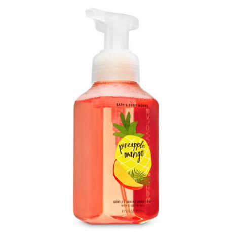 Savon mousse PINEAPPLE MANGO Bath and Body Works Hand Soap