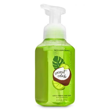 Savon mousse COCONUT COLADA Bath and Body Works Hand Soap