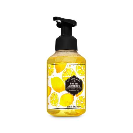 Savon mousse FRESH LEMONADE Bath and Body Works Hand Soap