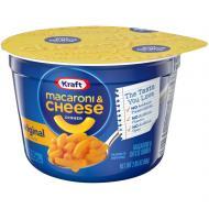 Kraft MACARONI AND CHEESE Cup Oiginal