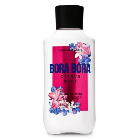 Lait pour le corps BORA BORA CITRUS SURF Bath and Body Works